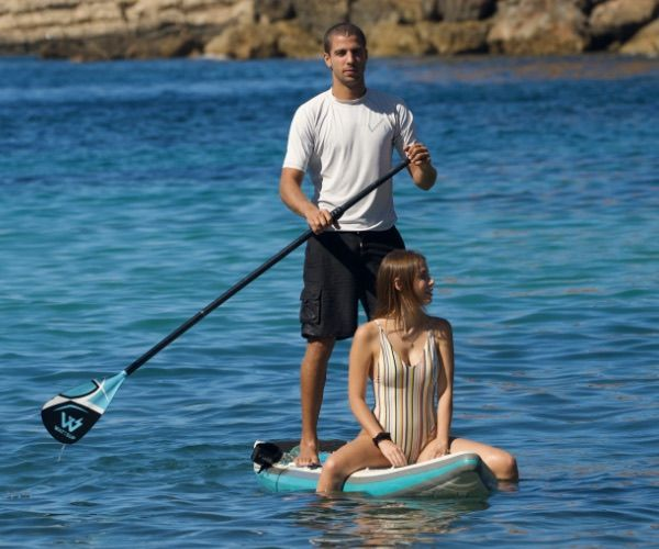 Alquiler stand up paddle en Ibiza